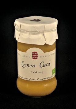 Lemon Curd (biologisch)